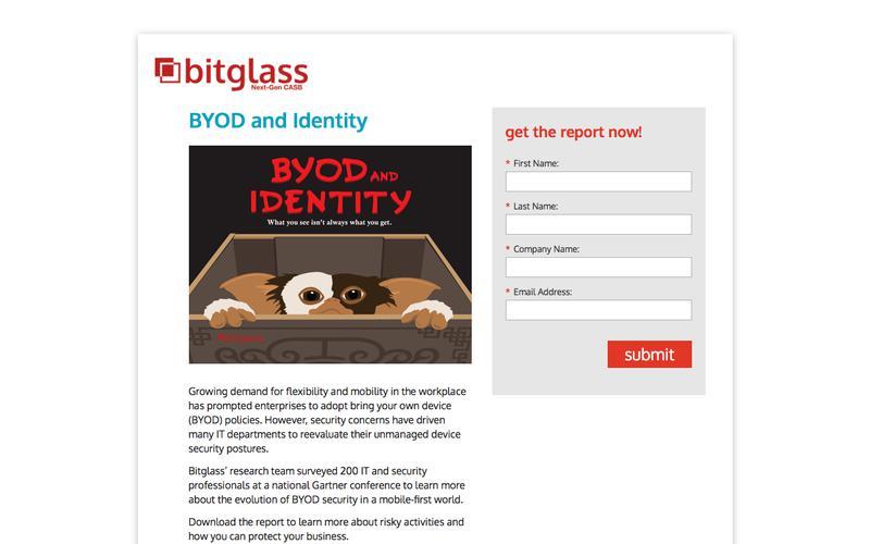 BYOD and Identity