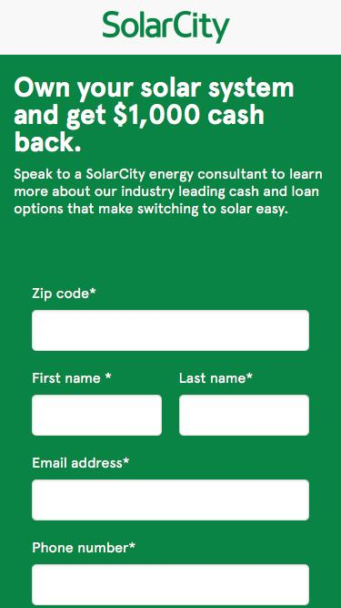 SolarCity - A Cleaner, More Affordable Alternative to Your Utility Bill