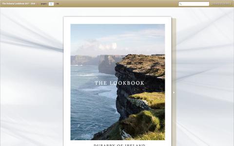 The Dubarry LookBook 2017 - 2018