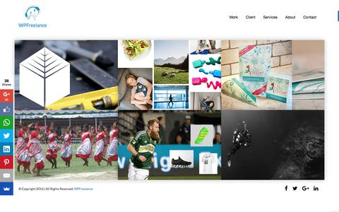 Web Design & Development Agency focused on WordPress & Squaresapce