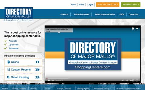 Your Source for shopping center, mall, and retail information - ShoppingCenters.com