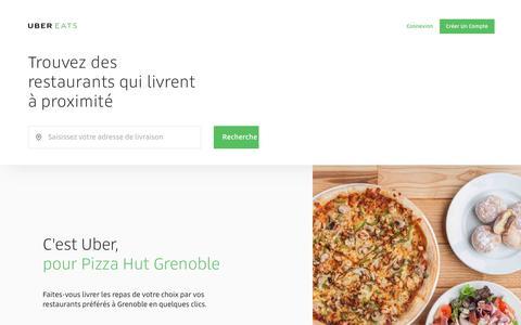 Livraison de repas à Grenoble   UberEATS