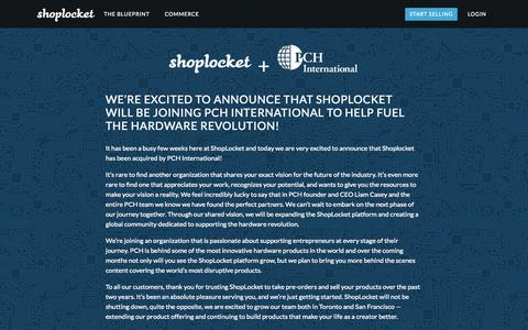 Screenshot of About Page shoplocket.com - ShopLocket | The fastest way to take payment information and charge later - captured Sept. 12, 2014