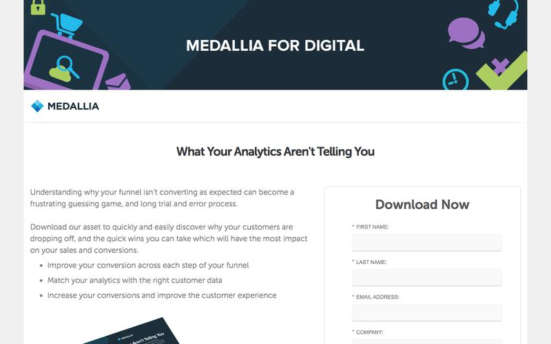 What Your Analytics Aren't Telling You - Medallia