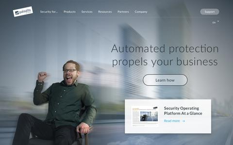 Palo Alto Networks – Global Cybersecurity Leader - Palo Alto Networks