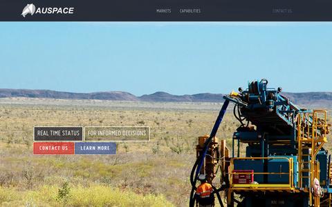 Screenshot of Home Page auspace.com.au - Home – Auspace - captured Feb. 6, 2016
