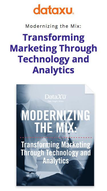 Transforming Marketing Through Technology and Analytics