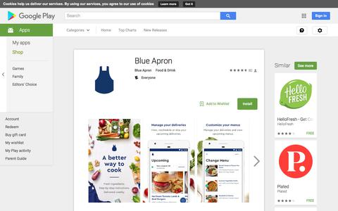Blue Apron - Android Apps on Google Play