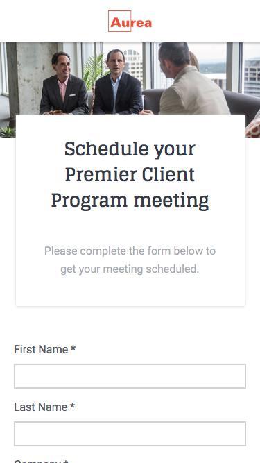 Aurea Premier Account Program | Aurea