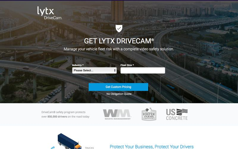 Safeguard Your Business | Lytx DriveCam™