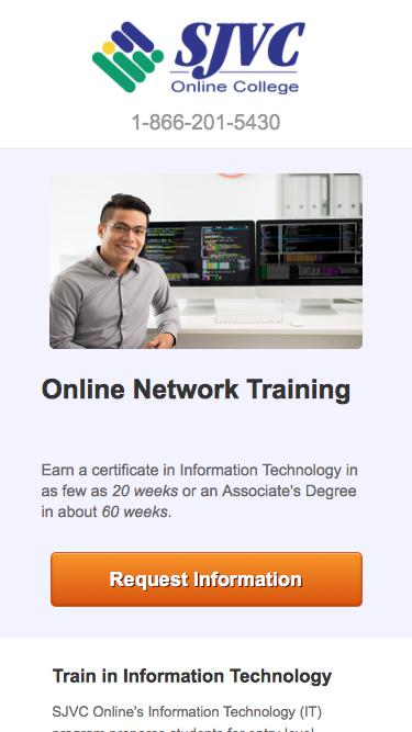 Train to Become an Network