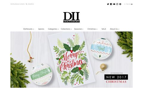 Wholesale Home Decor and Wholesale Gifts – DII Design Imports