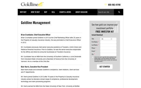 Management | Goldline