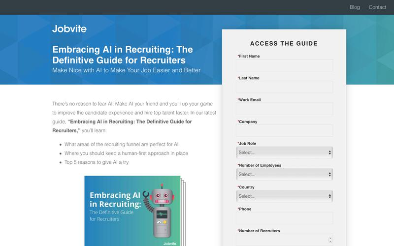 Embracing AI in Recruiting: The Definitive Guide for Recruiters