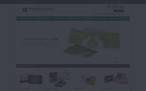 Plastic Card Printers | Gift Cards, Business Cards, More