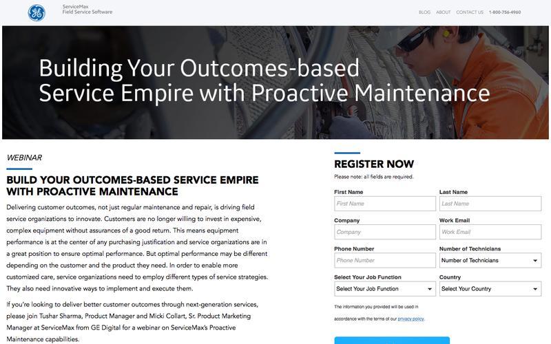 Building An Outcomes-based Service Empire - Webinar