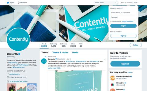 Contently (@contently) | Twitter