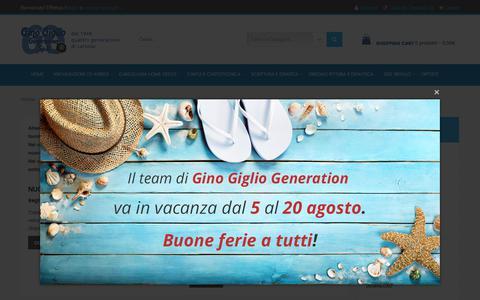 Screenshot of Login Page gigliospa.com - Account Login - captured Aug. 5, 2017