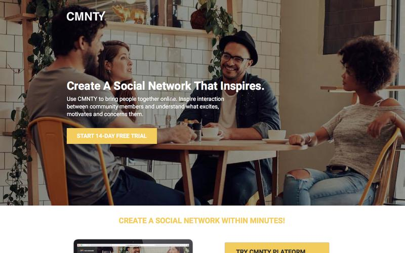 Create a Social Network that Inspires Interaction