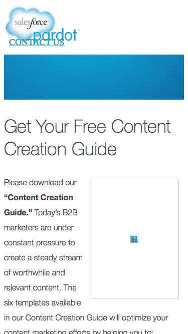 Get Your Free Content Creation Guide