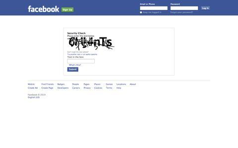 Screenshot of Facebook Page facebook.com - Hexagon Build | Facebook - captured Oct. 22, 2014