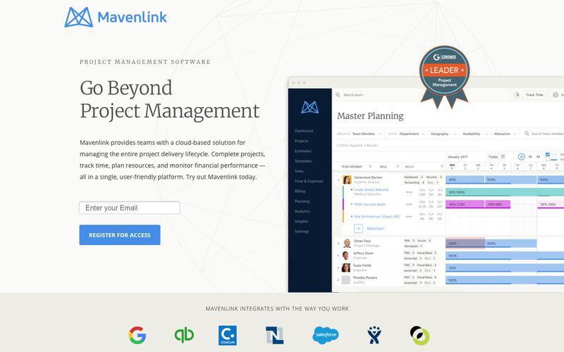AUS Project Management Software |  Mavenlink