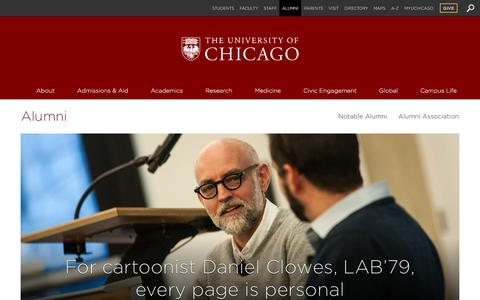 Alumni | The University of Chicago