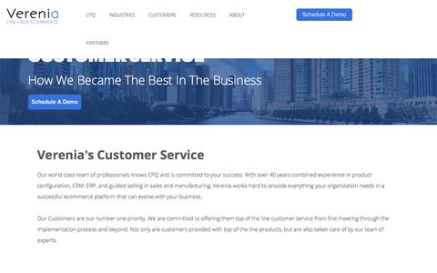 CPQ  and Customer Service