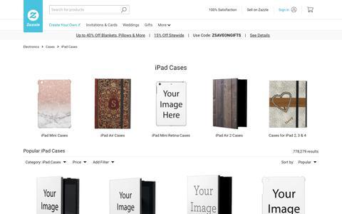 iPad Cases | Zazzle