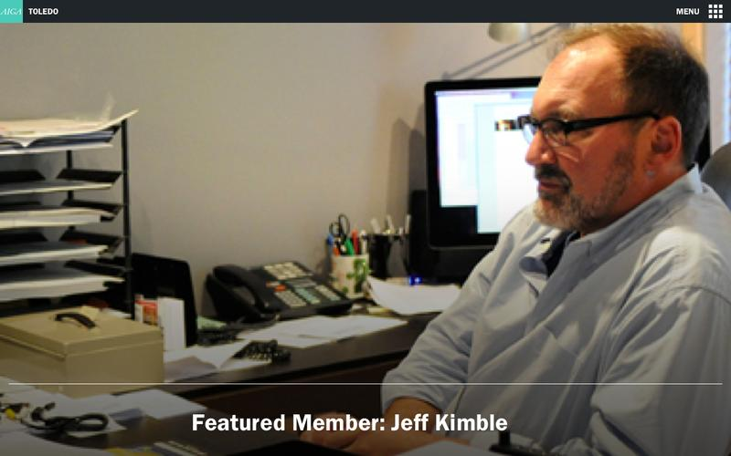 Featured Member: Jeff Kimble | AIGA Toledo