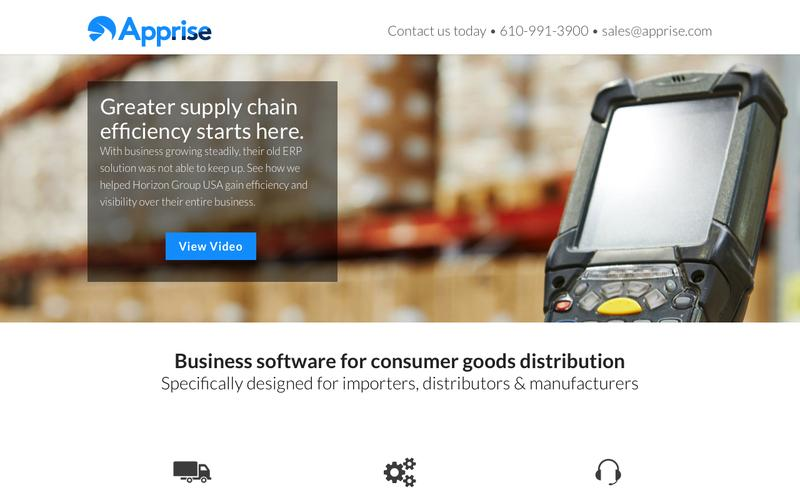 Business Software   Apprise