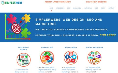 Affordable responsive web design and SEO for small business & Startups