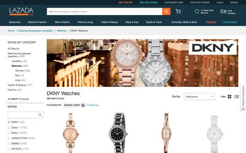 DKNY Watches Singapore | Buy Online | Lazada