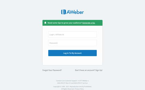 Email Marketing Software | Email Marketing Newsletters from AWeber