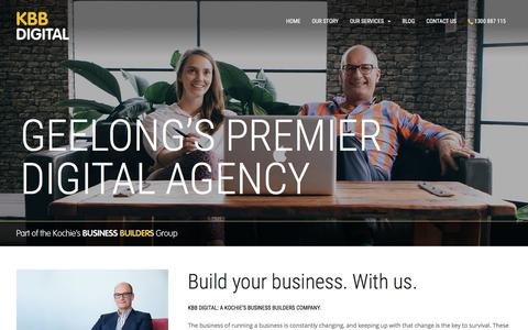 Digital Marketing Agency in Geelong