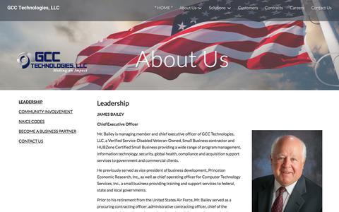 Screenshot of Team Page google.com - Leadership - captured July 8, 2017