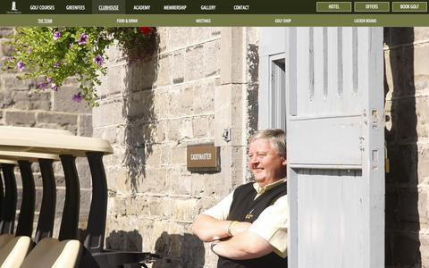 Screenshot of Team Page cartonhousegolf.com - The Team | Luxury Golf & Spa Hotel in Kildare Ireland | Carton House Hotel - captured Nov. 1, 2014