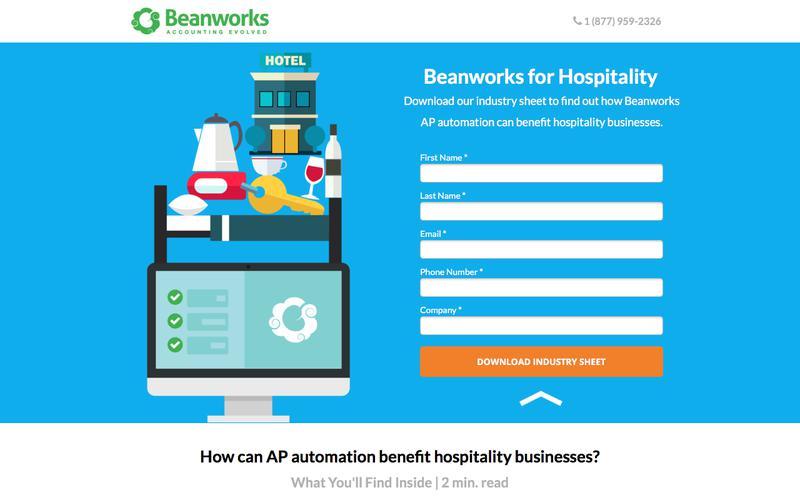 Beanworks for Hospitality