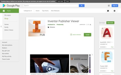 Inventor Publisher Viewer - Apps on Google Play