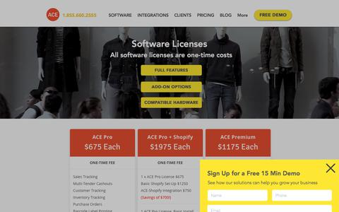 Pricing Pages on Wix   Website Inspiration and Examples   Crayon
