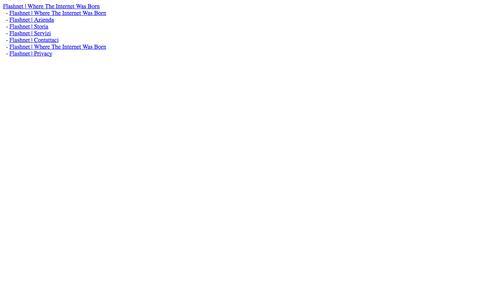 Screenshot of Site Map Page flashnet.pro - Sitemap - captured Sept. 30, 2014