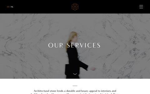Screenshot of Services Page nitesco.com - Nitesco | Services - Nitesco - captured Oct. 18, 2018