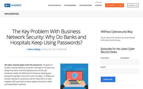 WWPass Blog