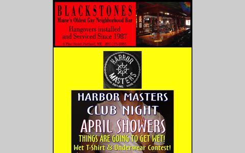 Screenshot of Home Page blackstones.com - Welcome to Blackstones.com - captured June 22, 2016
