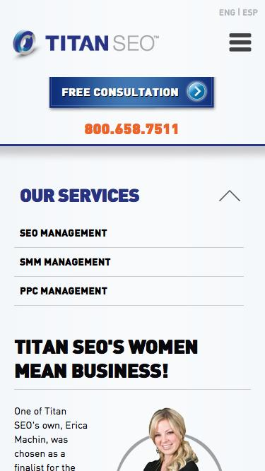 Titan SEO's Women Mean Business!