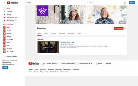 Fivestars  - YouTube