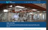 Old Screenshot M3 Glass Technologies Home Page