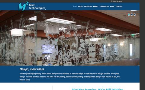 - M3 Glass Technologies