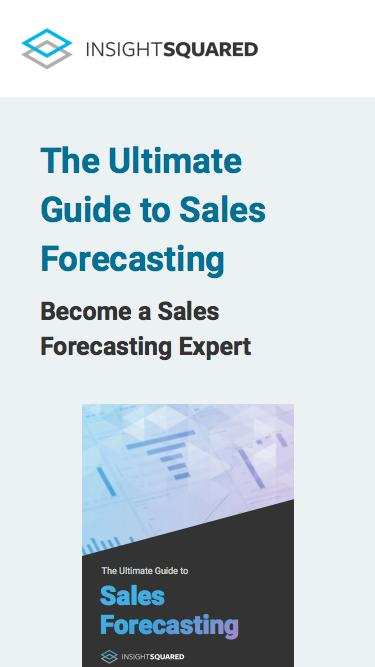 Sales Forecasting Guide