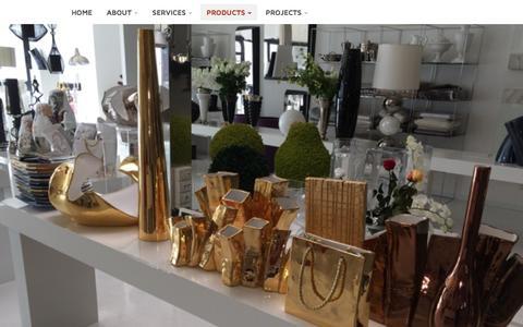 Screenshot of Products Page desmo.biz - Desmo UK Limited | DESMO UK LTD - captured Oct. 5, 2014